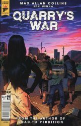 Titan Comics's Hard Case Crime: Quarry's War Issue # 4b