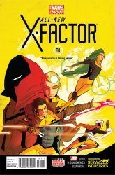 Marvel's All-New X-Factor Issue # 1