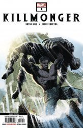 Marvel Comics's Killmonger Issue # 1 - 2nd print