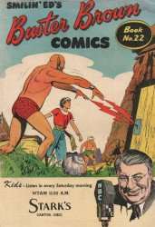 Buster Brown Shoes's Buster Brown Comics Issue # 22starks