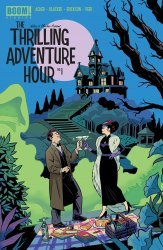 BOOM! Studios's Thrilling Adventure Hour Issue # 1b