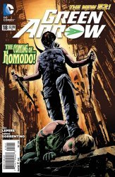 DC Comics's Green Arrow Issue # 18