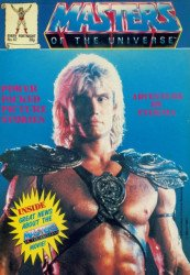 London Editions Magazines's Masters of the Universe Issue # 47
