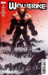 Marvel Comics's Wolverine Issue # 1f