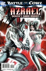 DC Comics's Azrael: Death's Dark Knight Issue # 2