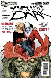 DC Comics's Justice League Dark Issue # 4
