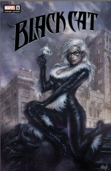 Marvel Comics's Black Cat Issue # 1scorpion-a