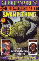 DC Comics's Swamp Thing Giant Giant Size # 2