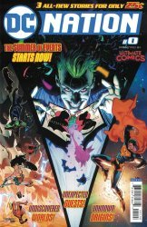 DC Comics's DC Nation Issue # 0ultimate