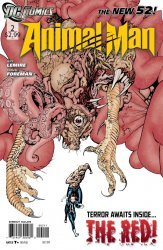 DC Comics's Animal Man Issue # 2