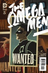 DC Comics's The Omega Men Issue # 12