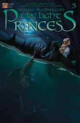 Cave Pictures Publishing's George McDonald's Light Princess Issue # 5