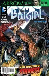 DC Comics's Batgirl Issue # 17
