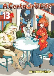 Seven Seas Entertainment's A Centaur's Life Soft Cover # 13