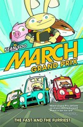 Capstone Press's March: Grand Prix TPB # 1