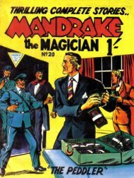 L. Miller & Son's Mandrake the Magician Issue # 20