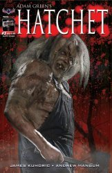 American Mythology's Adam Green's Hatchet Issue # 3d