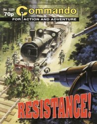 D.C. Thomson & Co.'s Commando: For Action and Adventure Issue # 3324