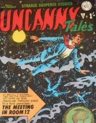 Alan Class & Company's Uncanny Tales Issue # 5