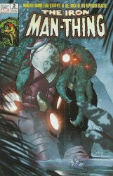 Marvel Comics's Iron Man Issue # 2d