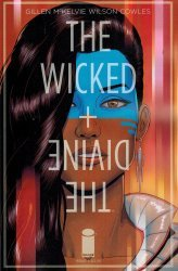Image's The Wicked + The Divine Issue # 5
