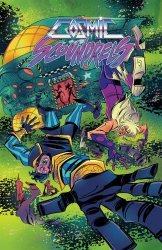 IDW Publishing's Cosmic Scoundrels TPB # 1