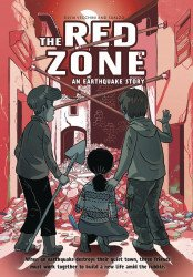 Amulet Books's The Red Zone Hard Cover # 1