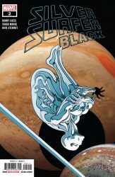Marvel Comics's Silver Surfer: Black Issue # 2