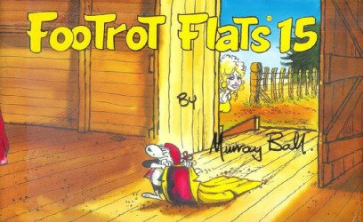 Orin Books's FooTrot Flats Soft Cover # 15