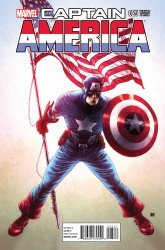 Marvel's Captain America Issue # 25b