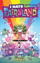 Image Comics's I Hate Fairyland TPB # 3