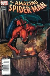Marvel Comics's The Amazing Spider-Man Issue # 581b