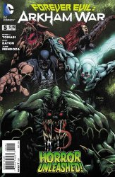 DC Comics's Forever Evil: Arkham War Issue # 5