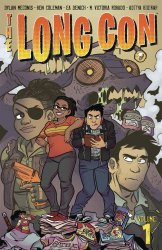 Oni Press's The Long Con TPB # 1