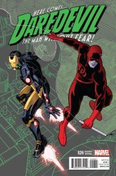 Marvel's Daredevil Issue # 26b