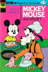 Gold Key's Mickey Mouse Issue # 153whitman