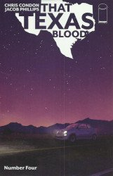 Image Comics's That Texas Blood Issue # 4