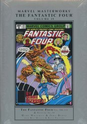 Marvel Comics's Marvel Masterworks: The Fantastic Four Hard Cover # 19