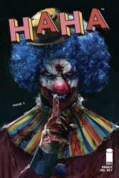 Image Comics's HAHA Issue # 1wanted comix-a