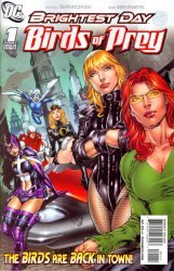 DC Comics's Birds of Prey Issue # 1