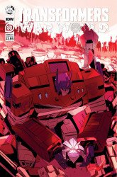 IDW Publishing's Transformers Issue # 30