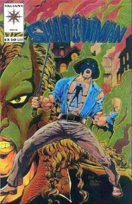 Valiant Shadowman issue 11  (B11) 2013