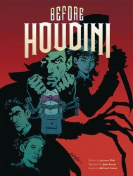 Insight Editions 's Before Houdini Soft Cover # 1