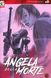 Red 5 Comics's Angela Della Morte Issue # 3