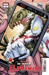 Marvel Comics's Ultraman: The Trials of Ultraman Issue # 3