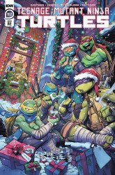 IDW Publishing's Teenage Mutant Ninja Turtles Issue # 112shellheads-a