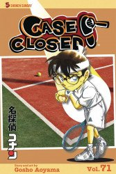 Viz Media's Case Closed Soft Cover # 71