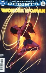 DC Comics's Wonder Woman Issue # 23b