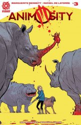 AfterShock Comics's Animosity Issue # 3frankies-a