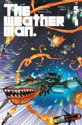 Image Comics's The Weatherman Issue # 5c